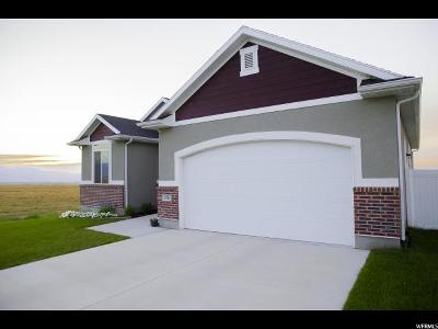Tooele County Single Family Home For Sale: 470 W 1860 N