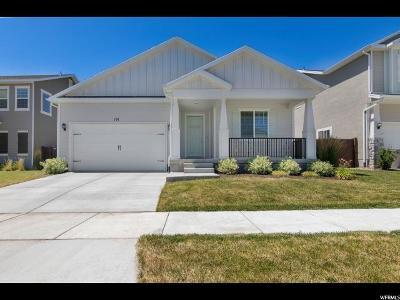 Vineyard Single Family Home For Sale: 191 N 410 E