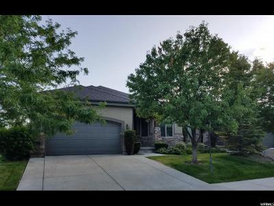 Orem Townhouse For Sale: 1929 W Golden Pond Way