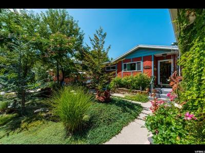 Salt Lake City Single Family Home For Sale: 2810 S Melbourne St