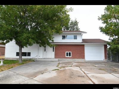 Single Family Home For Sale: 455 S Main