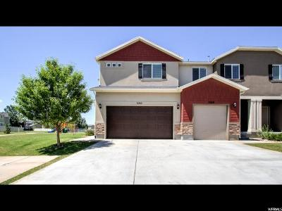 Lehi Townhouse Under Contract: 3262 W Desert Lily Dr