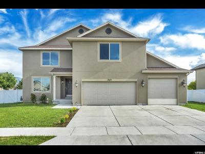 Tooele County Single Family Home For Sale: 363 W Lakeside Dr N