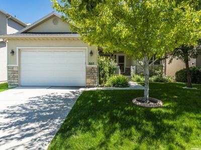 West Jordan Single Family Home For Sale: 6817 S Jordan Village Rd W