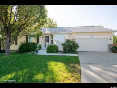 Riverton Single Family Home Under Contract: 12921 S Keri Lynn Dr