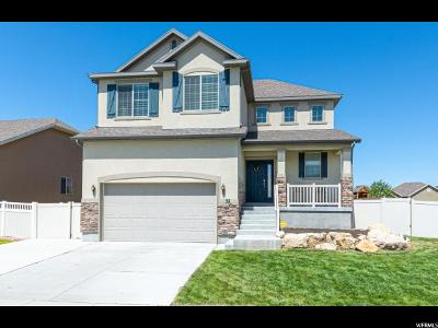 Tooele County Single Family Home For Sale: 32 W Clearwater Dr