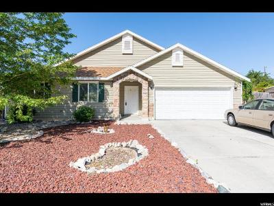 Ogden Single Family Home For Sale: 731 N Jefferson Ave