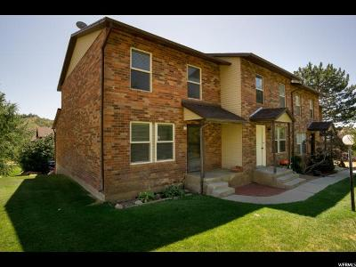 Weber County Condo For Sale: 1702 E 1450 S