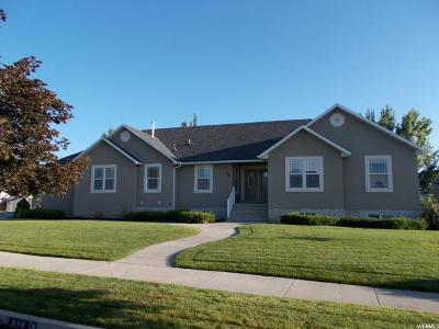 Nibley Single Family Home For Sale: 898 W 2550 S