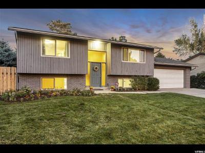 Sandy Single Family Home Backup: 10889 Granite Dr