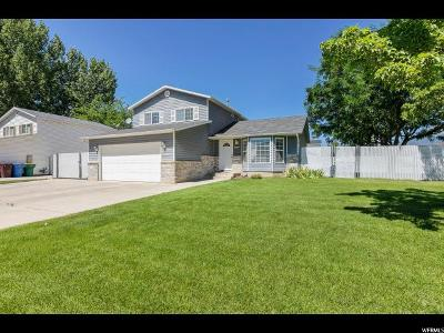 Orem Single Family Home For Sale: 1552 W 650 S