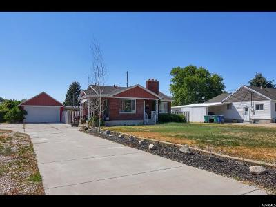 Roy Single Family Home For Sale: 5485 S 2000 W