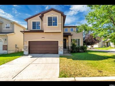 West Jordan Single Family Home For Sale: 5961 W Chiswick Ct