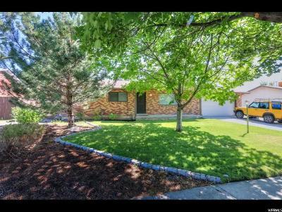 Sandy Single Family Home For Sale: 862 E Dry Creek Rd