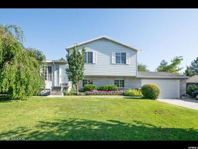 West Jordan Single Family Home For Sale: 3250 W 6735 S