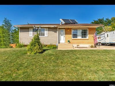 Salt Lake City Single Family Home For Sale: 4841 S Heath Ave