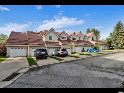 Park City Townhouse For Sale: 2953 W Wildflower Ct #36