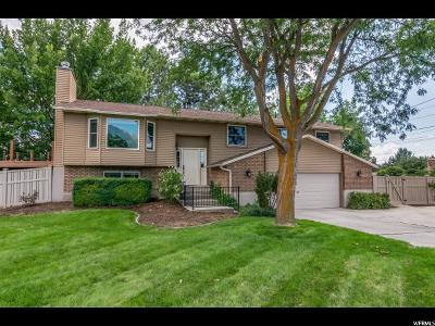 Provo Single Family Home For Sale: 664 E 3100 N