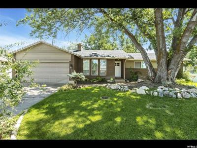 Weber County Single Family Home For Sale: 4822 Van Buren Ave