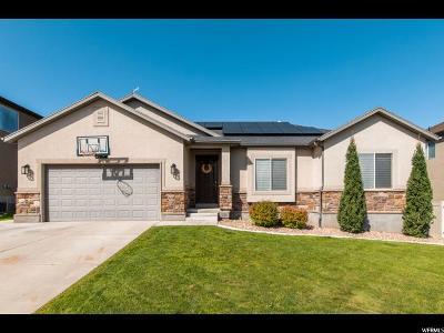 Saratoga Springs Single Family Home For Sale: 558 W Muskmelon Way