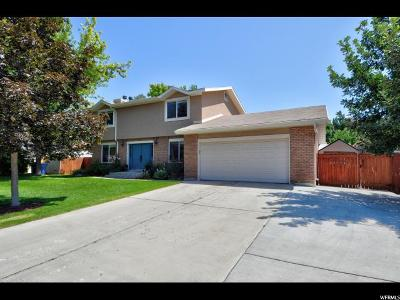 Orem Single Family Home For Sale: 251 S 1065 W