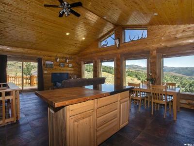 Weber County Single Family Home For Sale: 12622 E Evergreen Park Dr