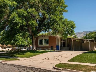 Ogden Single Family Home For Sale: 600 E Lockwood