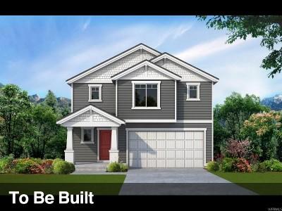Herriman Single Family Home For Sale: 14832 S Pele Ln #422
