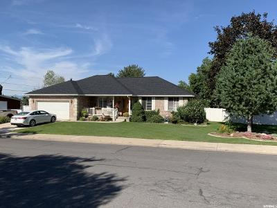 Orem Single Family Home For Sale: 634 S 700 W