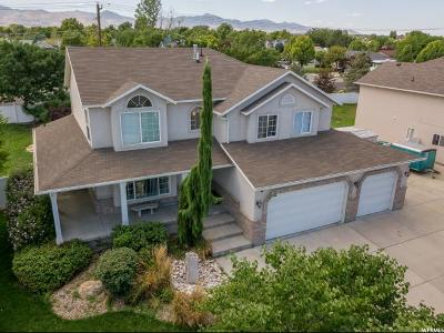 Riverton Single Family Home For Sale: 12378 S Margaret Rose Dr W