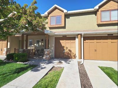 West Jordan Townhouse Under Contract: 6648 S Pines Point Way W