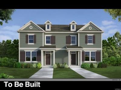 South Jordan Single Family Home For Sale: 10826 S Gresham Dr #749
