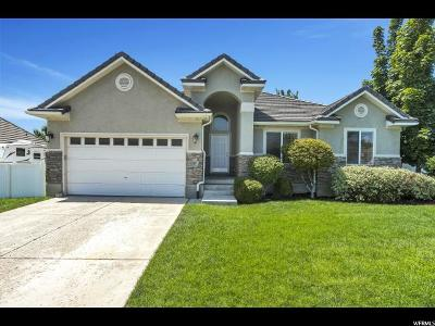Lehi Single Family Home For Sale: 3247 N 560 W