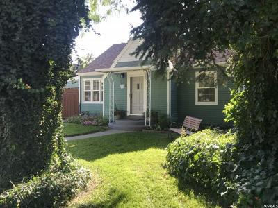 Murray Single Family Home For Sale: 4636 S Brown St