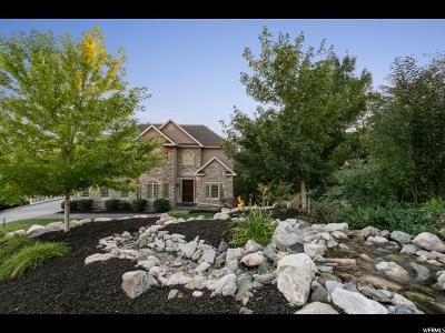 Davis County Single Family Home For Sale: 1759 N Grand View Dr W