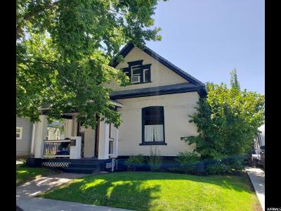 Salt Lake City Single Family Home For Sale: 856 E Harrison Ave S
