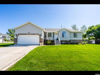 Lehi Single Family Home For Sale: 2478 Sunset Dr