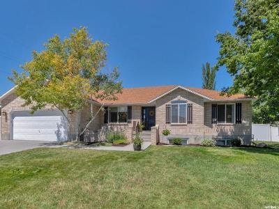South Jordan Single Family Home For Sale: 1494 W 11150 S