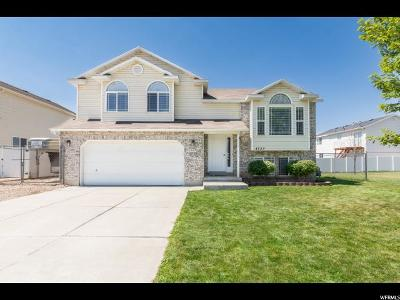 Roy Single Family Home For Sale: 4723 S 4000 W