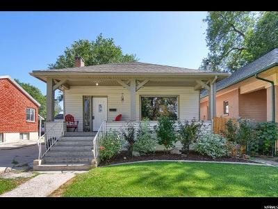 Ogden Single Family Home For Sale: 949 E 24th St