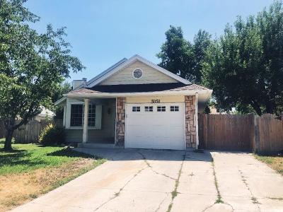 West Jordan Single Family Home For Sale: 3051 W Green Acre S