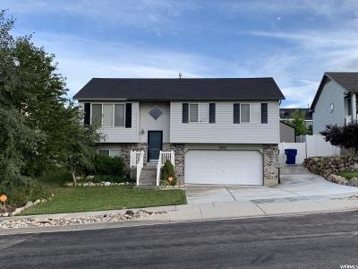 West Jordan Single Family Home For Sale: 6247 W Denman Ave