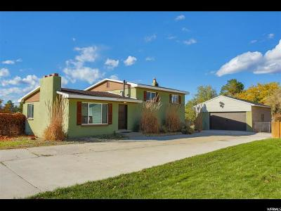 Sandy Single Family Home For Sale: 1247 E Mockingbird Ln
