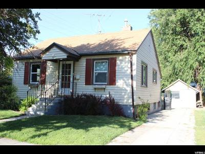 Provo Single Family Home Under Contract: 353 S 800 W