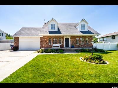 Sandy Single Family Home For Sale: 9212 S Winter Wren Dr
