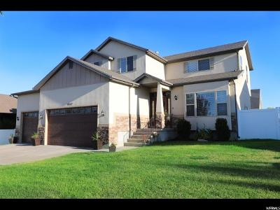 West Jordan Single Family Home For Sale: 4847 W Roundstem Rd S