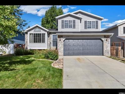 West Jordan Single Family Home For Sale: 6749 S Cyclamen Dr