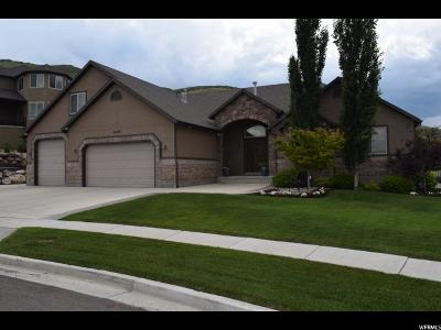 Herriman Single Family Home For Sale: 14436 Cuchara Way