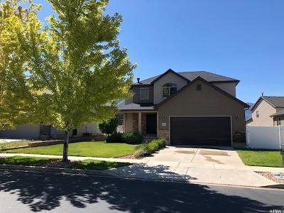 Spanish Fork Single Family Home For Sale: 2074 E 1180 S