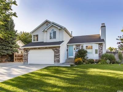Salt Lake County Single Family Home For Sale: 1238 W Morning Oaks Dr